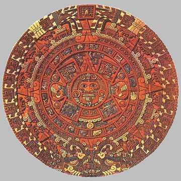 Les civilisations précolombiennes et la Roue du Temps dans TEMPS pc_calendrier_solaire_azteque