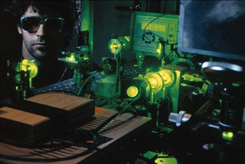 mecanique quantique accroch La mécanique quantique à léchelle humaine