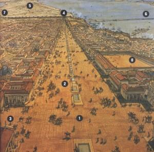 AlexandriePointGrand 300x297 Petite histoire des mathématiques, 2e partie : DAthènes à Alexandrie
