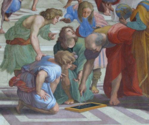 Euclid5 3fb80 Petite histoire des mathématiques, 2e partie : DAthènes à Alexandrie