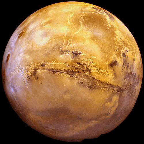 mars 2 Quelques clichés en direct de la planète Mars