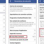 Comment se déconnecter de Messenger dans facebook ?