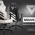 Chaise gamer Quersus : comment faire un choix optimal ?