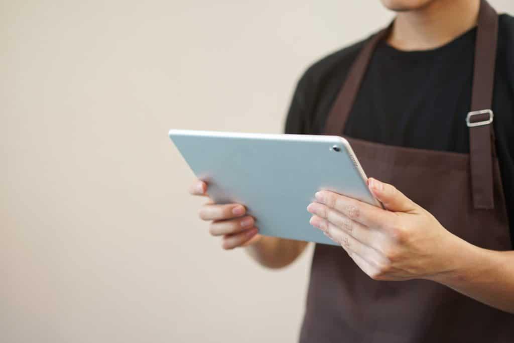Amenez de la technologie dans le restaurant