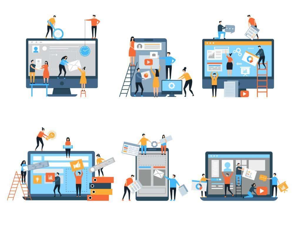 site internet communication web entreprise