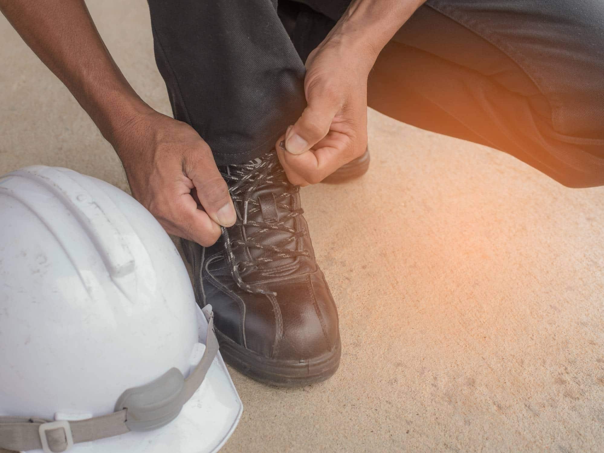 Chaussures sécurité protection