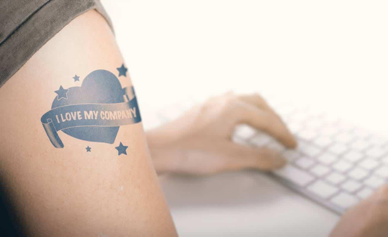 tatouage entreprise