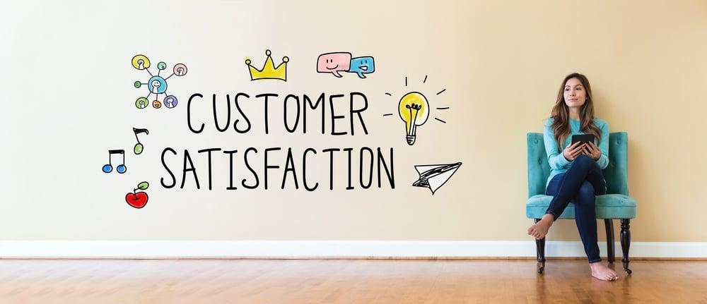 Quels sont les indicateurs de la satisfaction client ?