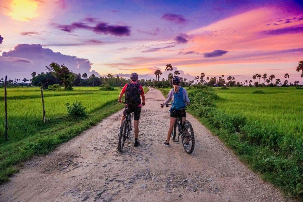 Une application GPS pour vélo pour se préparer et suivre son itinéraire