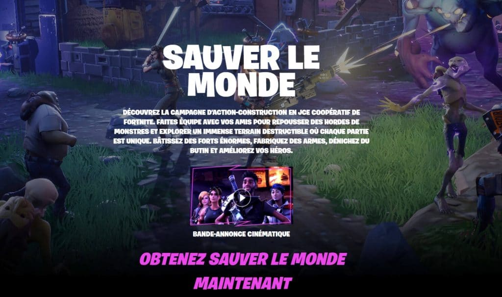 Modifier son pseudo Fortnite