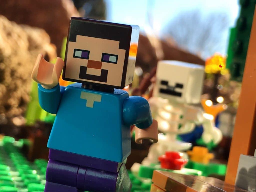 Comment trouver un nom pour Minecraft?