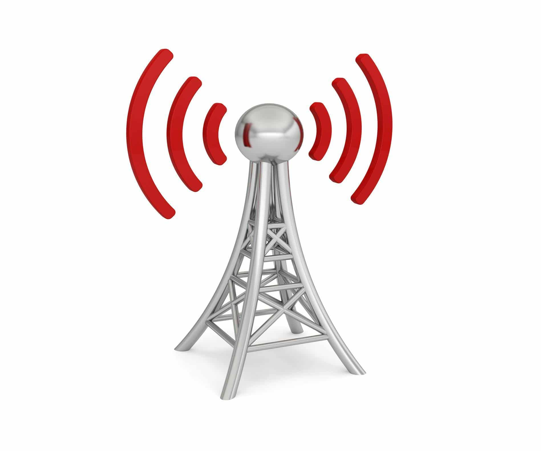 faisceau hertzien ; lutter contre pollution bande libre ; optimiser connexion wifi