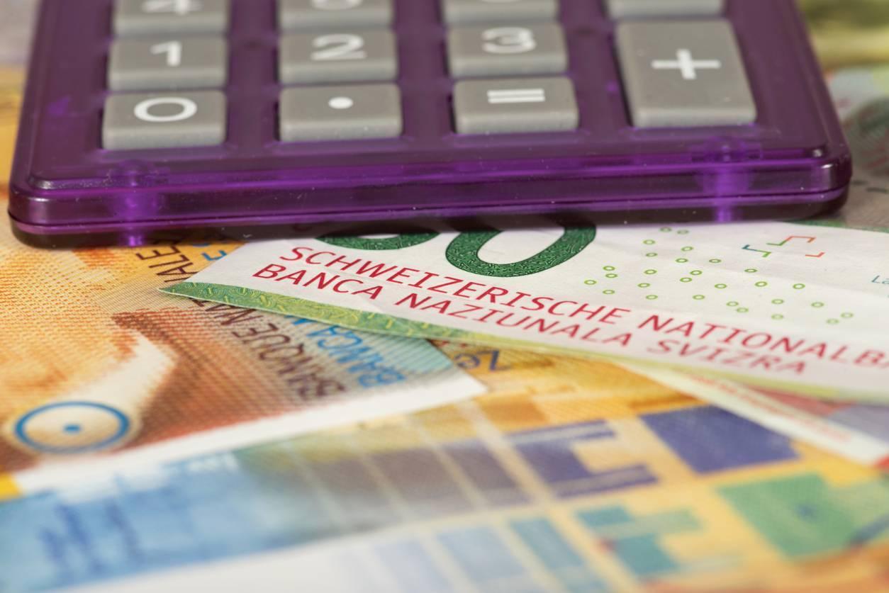 mode de calcul des impôts suisses