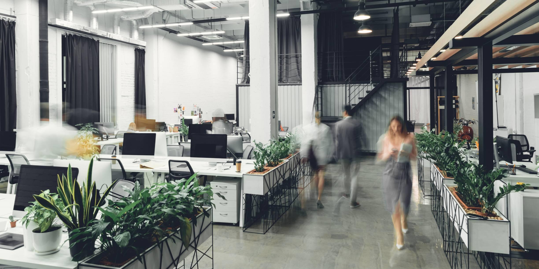 solutions pour gagner de la place dans un local bureau