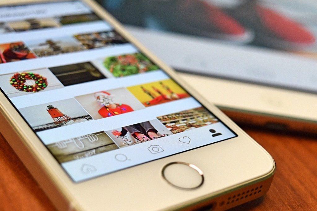 Comment mettre une série de photos sur Instagram ?