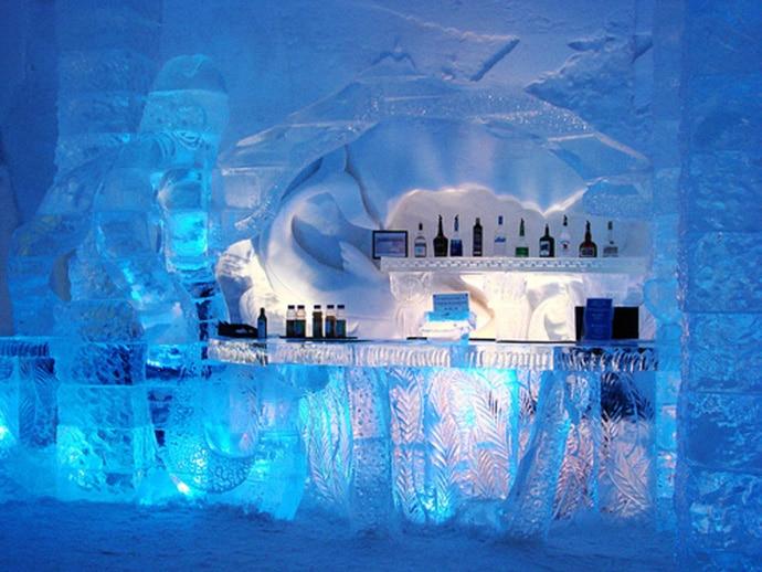 4/The Ice Casino – Suède