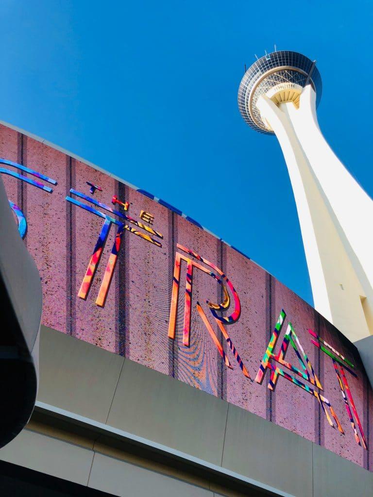 2/Le Stratosphere Casino aux États-Unis