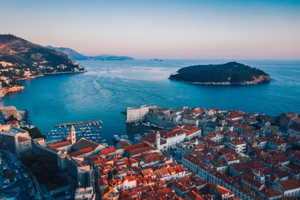 La Croatie, Zagreb et les îles