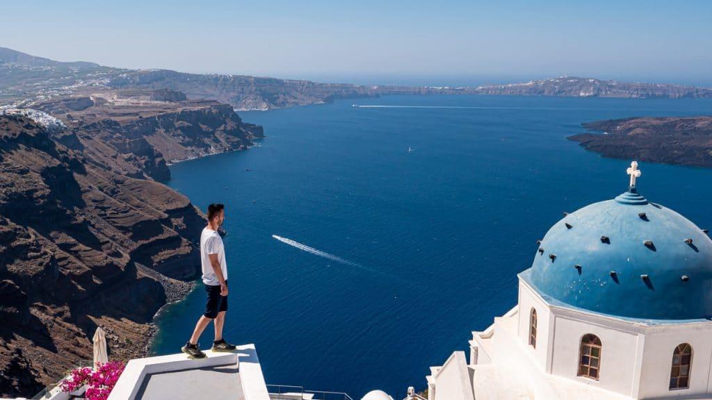 Les Cyclades en Grèce